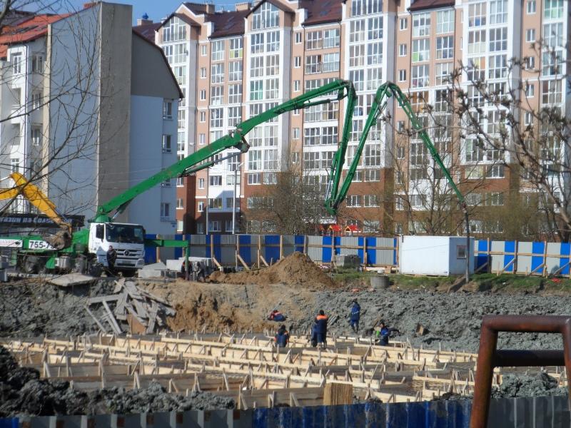 Новый детский сад в Зеленоградске на ул. Солнечной (27.02.19)-129181