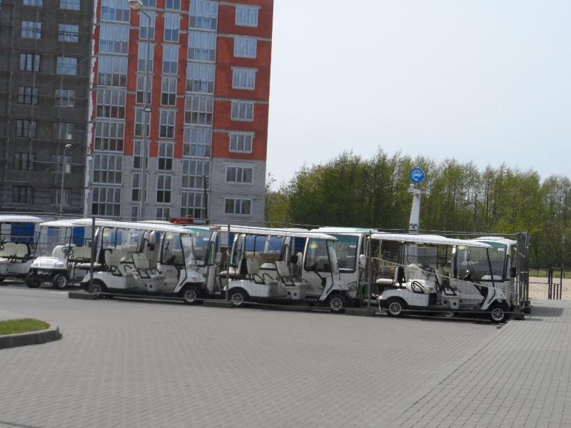 Электроавтобусы в Зеленоградске (11.05.19)-130344