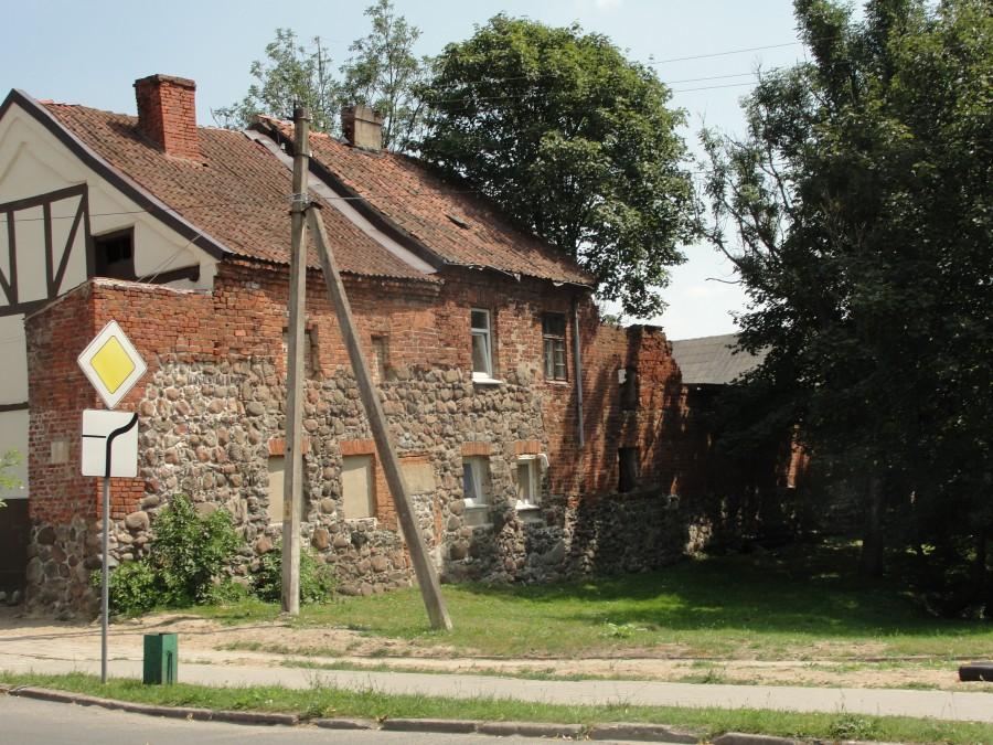 Город Правдинск (Фридланд)-56990