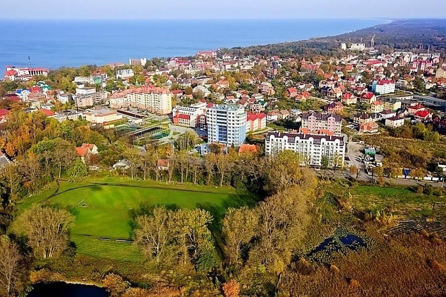 зеленоградск фото города прошлом