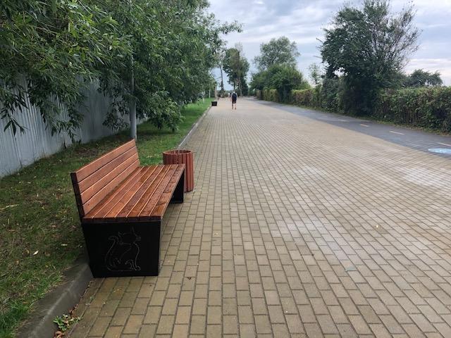 Благоустройство Зеленоградска-132491