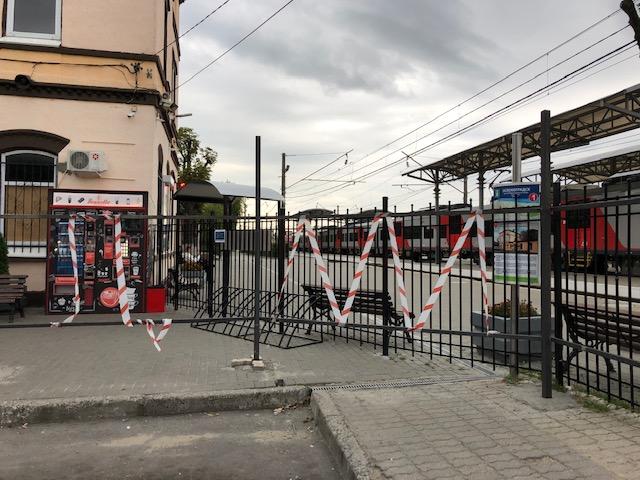 Дорожная обстановка в Зеленоградске-132492
