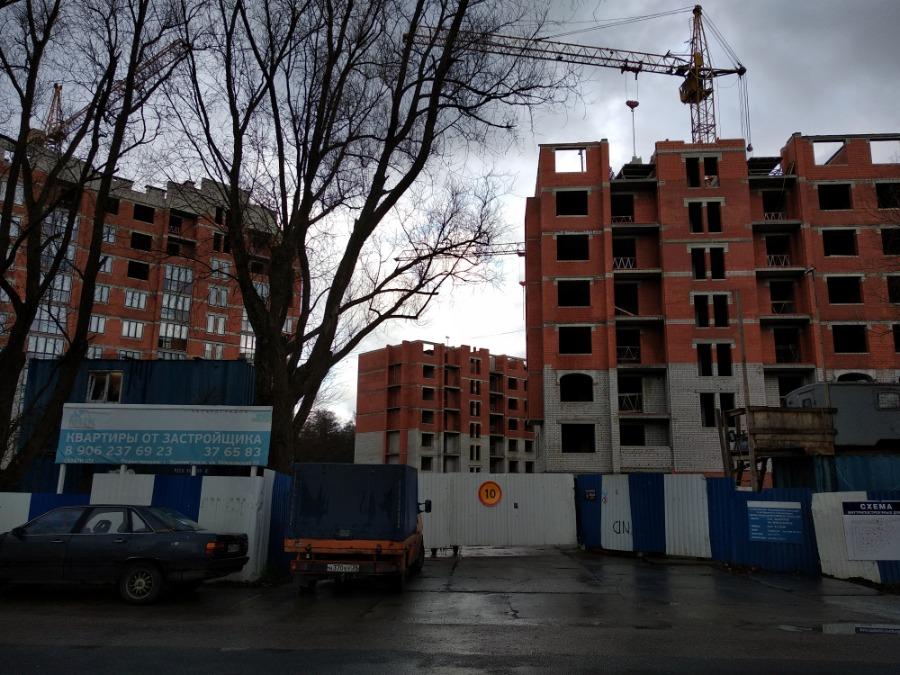 Жилой комплекс «Созвездие» (ул. Окружная)-134285