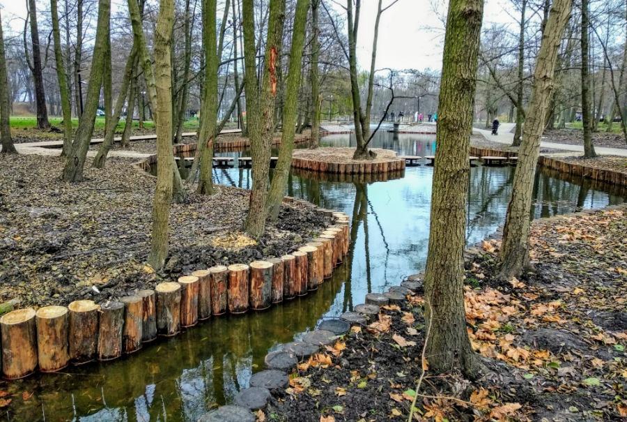 Зеленоградский парк - 2-134384
