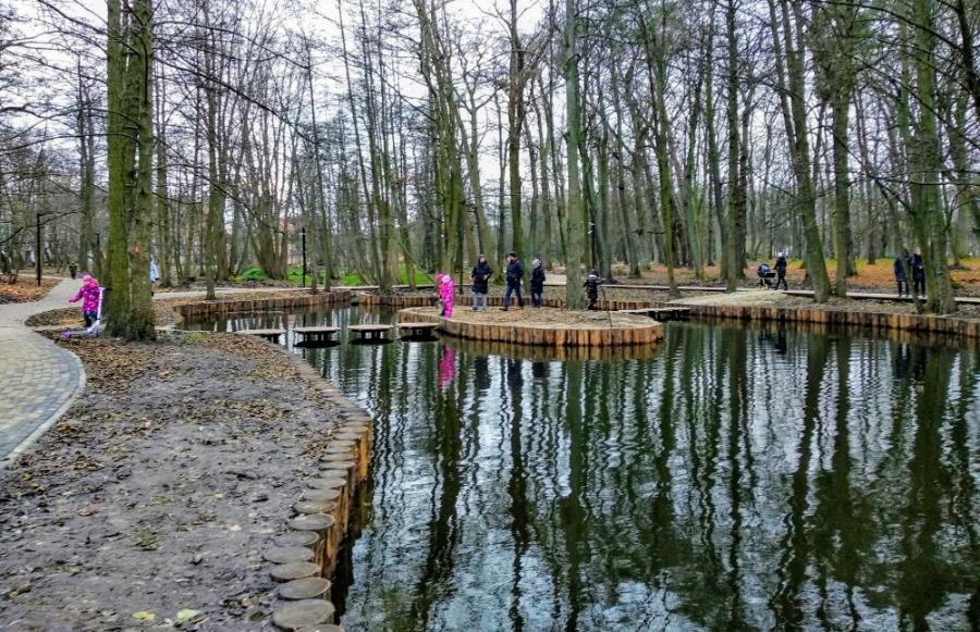 Зеленоградский парк - 2-134383