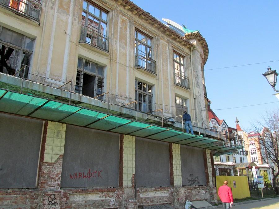 Здание бывшего торгового дома Штернфельд-129198