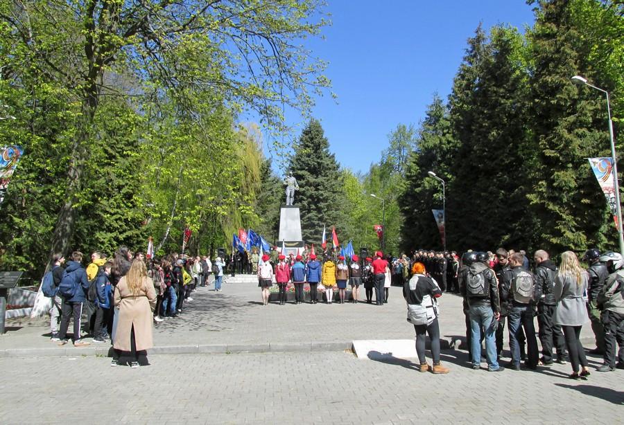 День Победы 2019 в Зеленоградске-130306