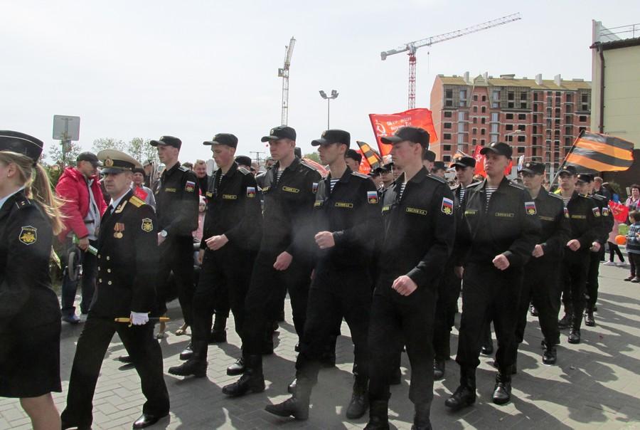 День Победы 2019 в Зеленоградске-130356