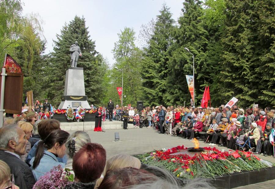 День Победы 2019 в Зеленоградске-130357