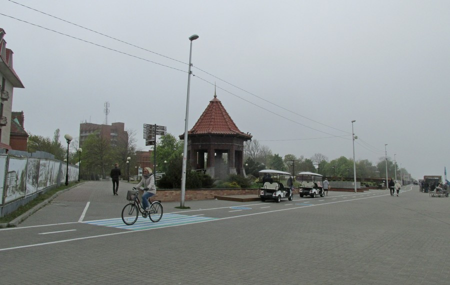 Электроавтобусы в Зеленоградске (11.05.19)-130353