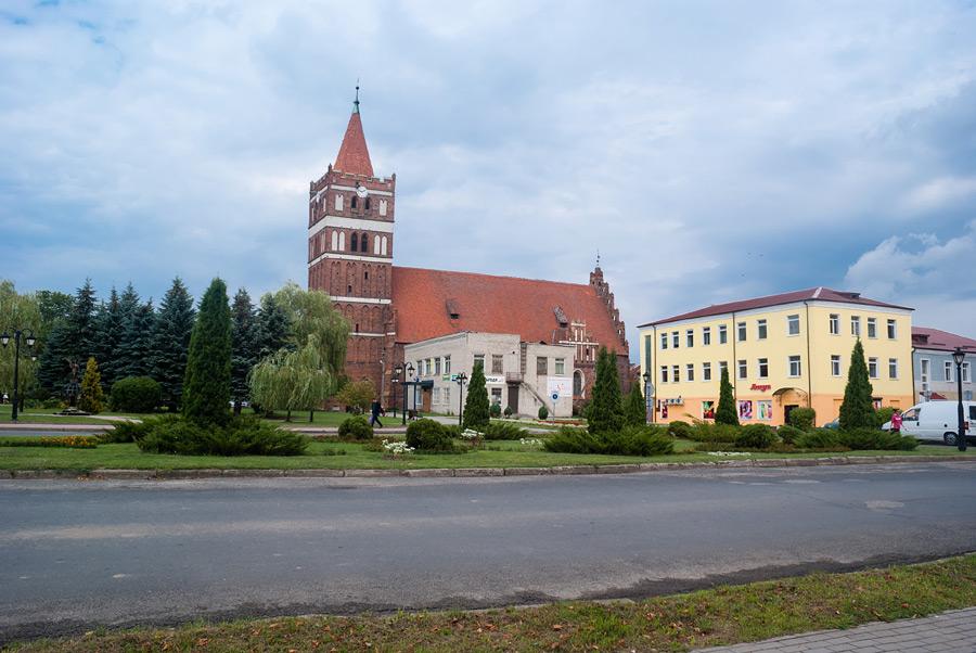 Город Правдинск (Фридланд)-56983