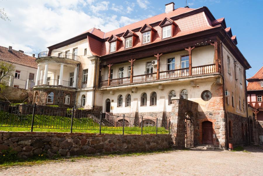 Дом Рихарда Вихерта и музей Озёрска-107566