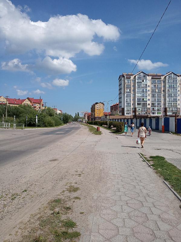 В субботу 17 августа, в Зеленоградске перекроют несколько улиц (16.08.19)-132591