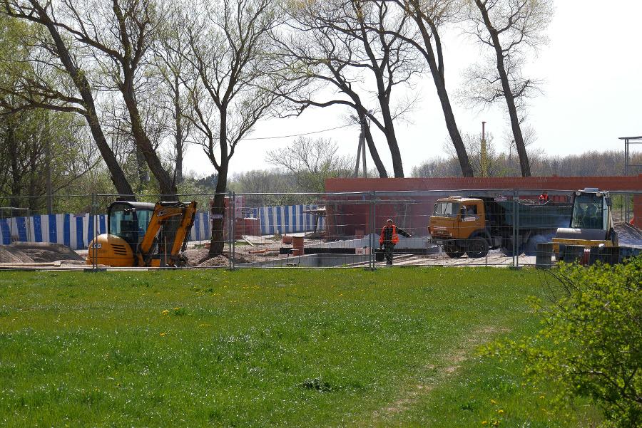 В Зеленоградске построят открытый бассейн с подогревом (16.03.19)-129927
