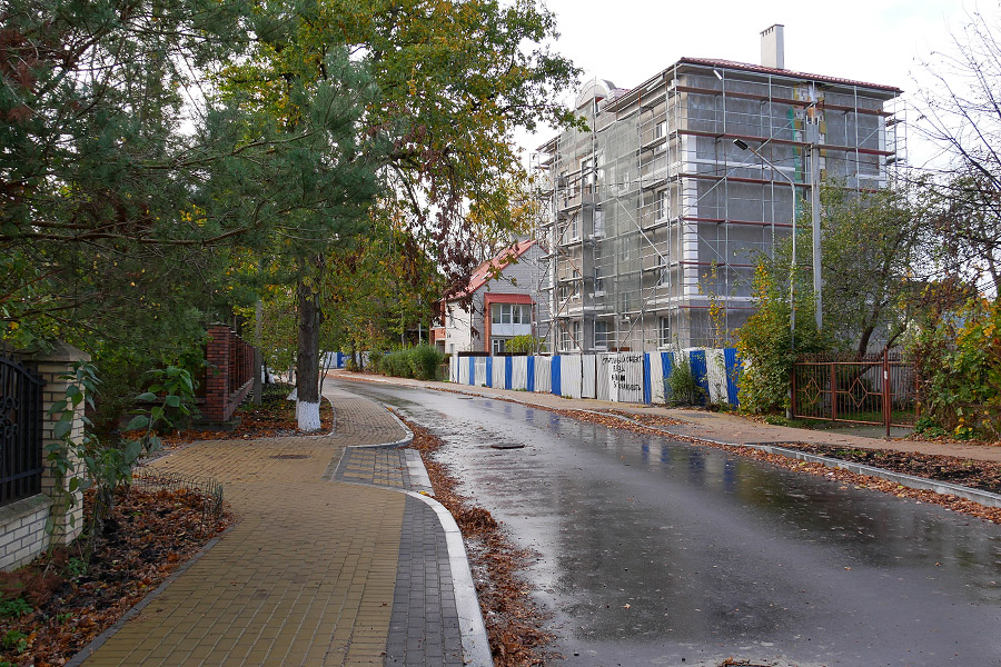 Стройки Зеленоградска - 2-134089