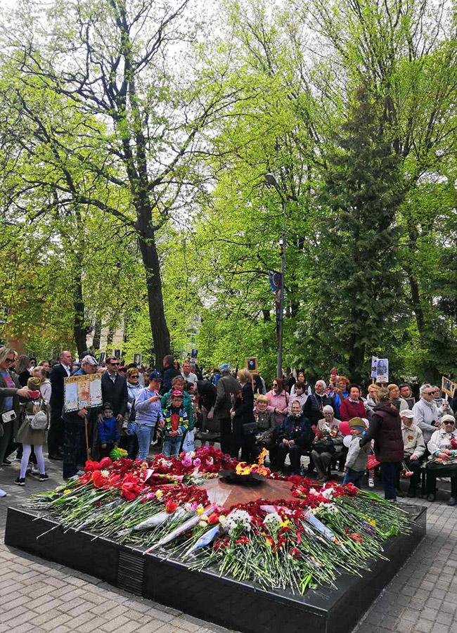 День Победы 2019 в Зеленоградске-130324